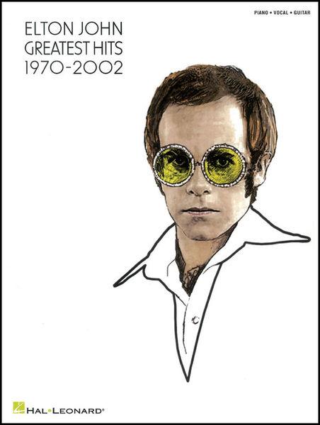 Hal Leonard Elton John Greatest Hits