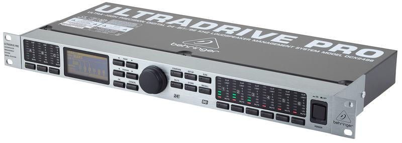 Behringer DCX2496 Ultradrive Pro