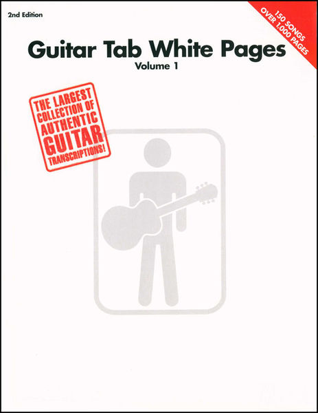 Hal Leonard Guitar Tab White Pages 1