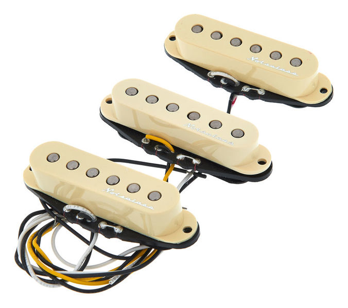 Fender Hot Noiseless Set