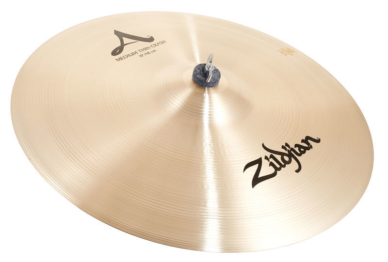 "Zildjian 19"" A-Series Medium Thin Crash"