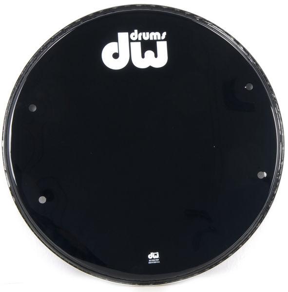 "DW 20"" Bass Drum Resonant Head B"