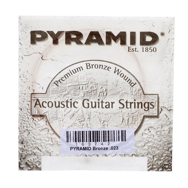 Pyramid 023 Single String