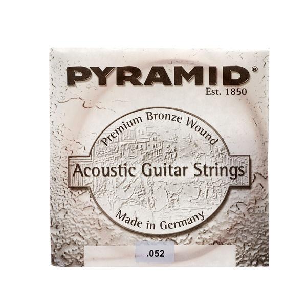 Pyramid 052 Single String Bronce
