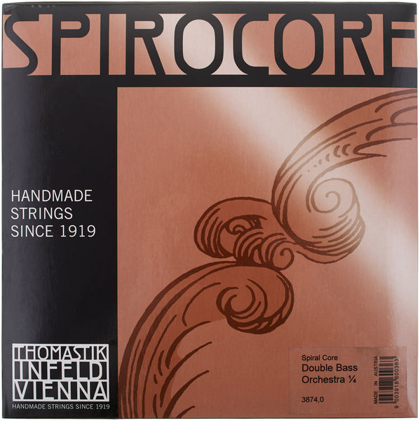 Thomastik Spirocore Double Bass 1/4 med