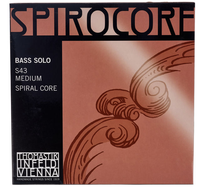 Thomastik Spirocore Solo Double Bass 4/4