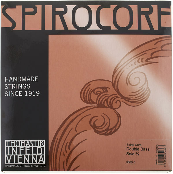 Thomastik Spirocore Solo Double Bass 3/4
