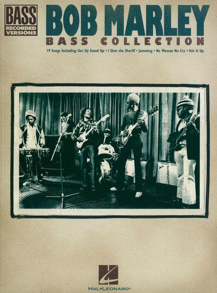 Hal Leonard Bob Marley Bass Collection