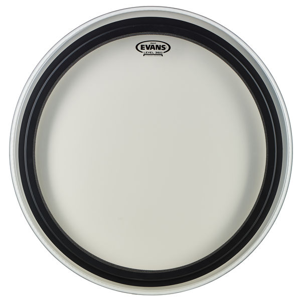 """Evans 24"""" EMAD Bass Drum Clear"""