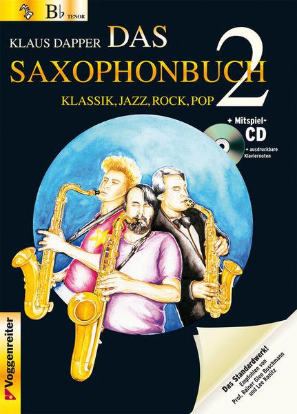 Voggenreiter Das Saxophonbuch 2 T-Sax