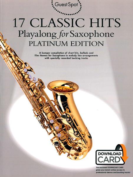 Wise Publications 17 Classic Hits Alto Sax