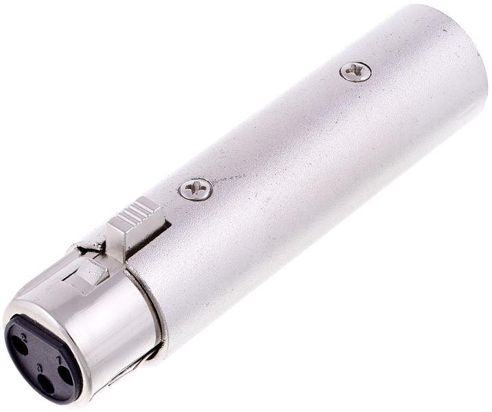 Stairville DMX Plug Adapter XLR 5M3F