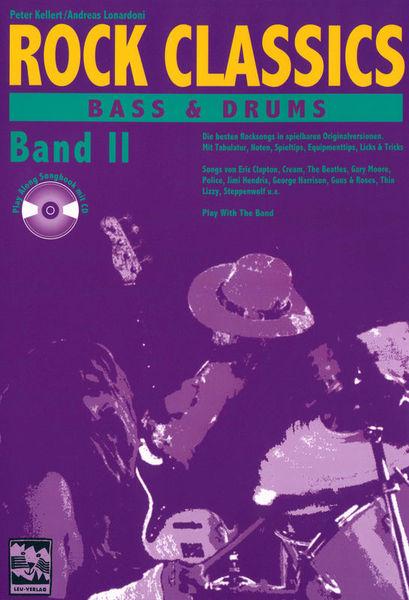Leu Verlag Rock Classics Bass & Drums 2