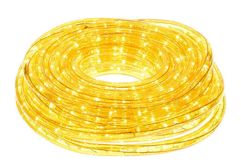 Eurolite Rubberlight 9m Yellow