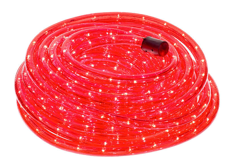 Eurolite Rubberlight 9m Red