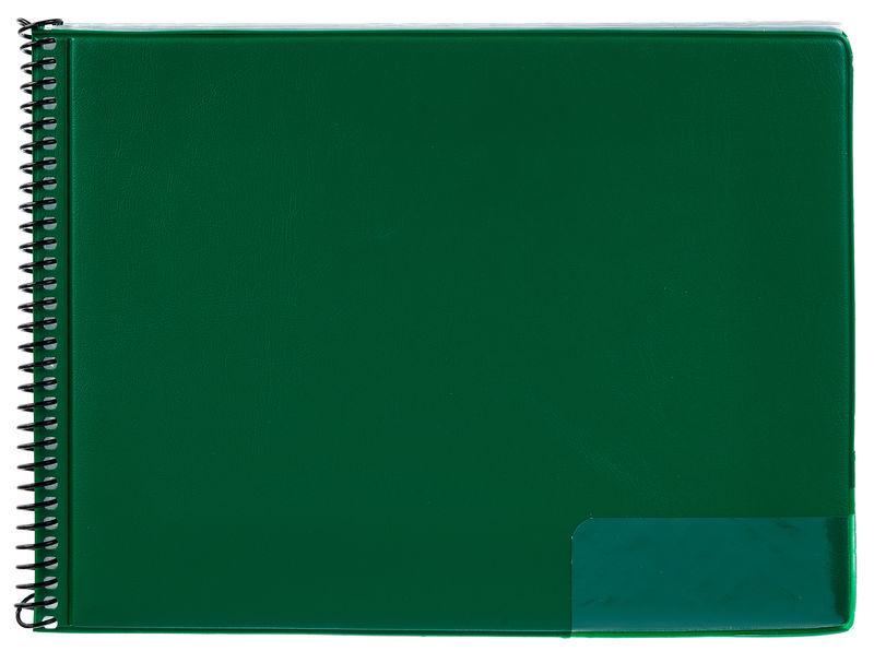 Star Marching Folder 146/15 Green