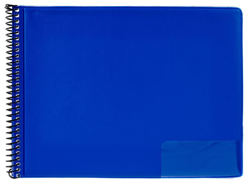 Star Marching Folder 146/20 Blue