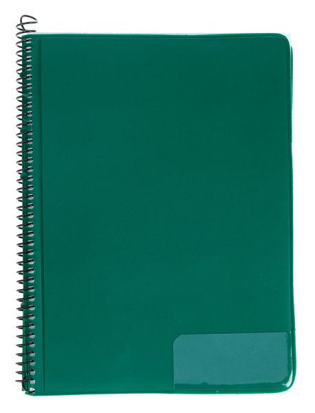 Star Marching Folder 145/20 Green