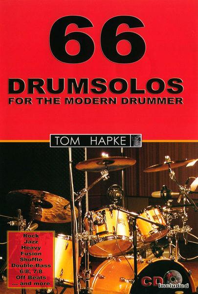 Bosworth 66 Drumsolos Modern Drummer