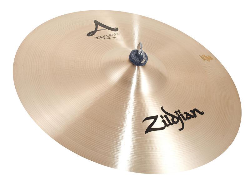 """Zildjian 18"""" A-Series Rock Crash"""