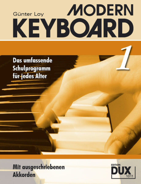 Edition Dux Modern Keyboard 1