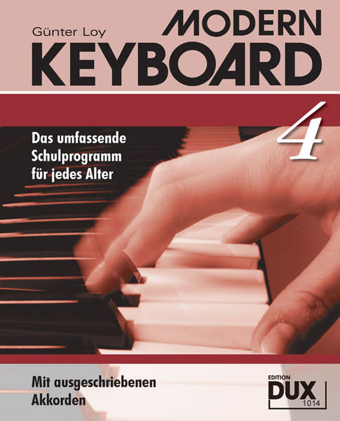 Edition Dux G. Loy Modern Keyboard 4