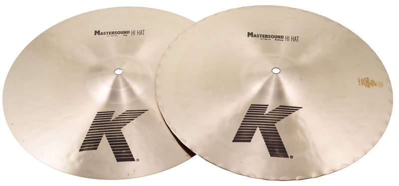 "Zildjian 14"" K-Series Mastersound HH"