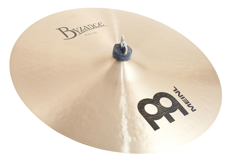 "Meinl 16"" Byzance Thin Crash"