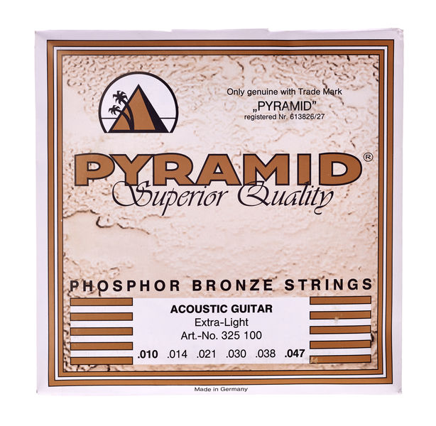 Pyramid Western Strings 010-047