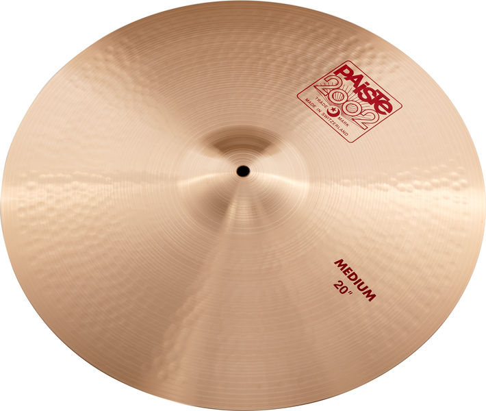 "Paiste 2002 Classic 20"" Medium Crash"