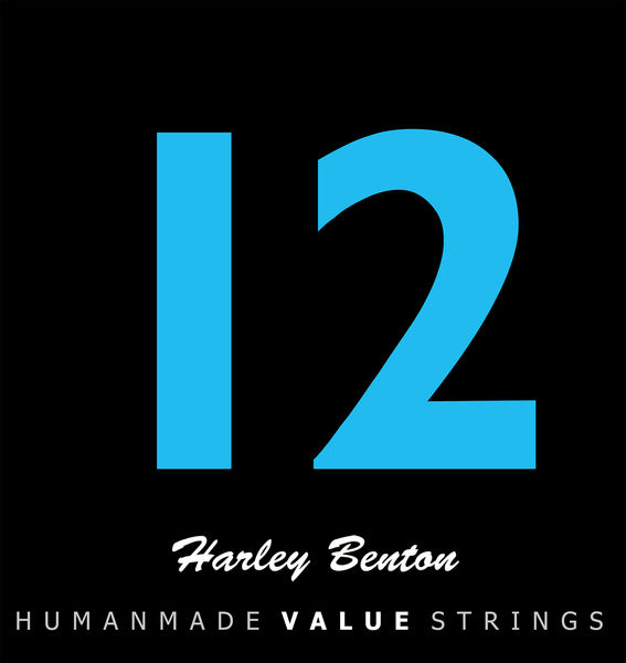 Harley Benton Valuestrings WE 12-53