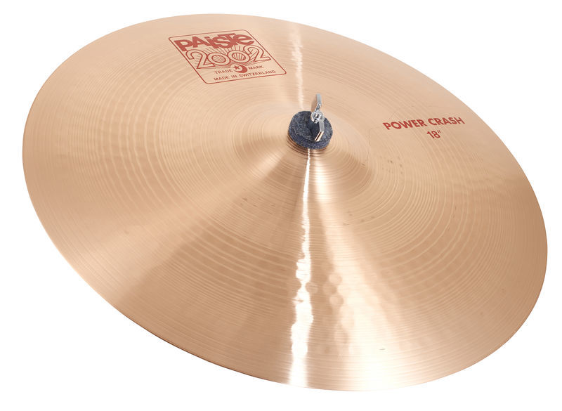 "Paiste 2002 Classic 18"" Power Crash"