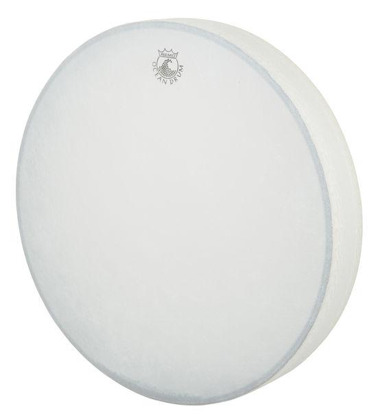 """Remo 16"""" x 2.5"""" Ocean Drum White"""