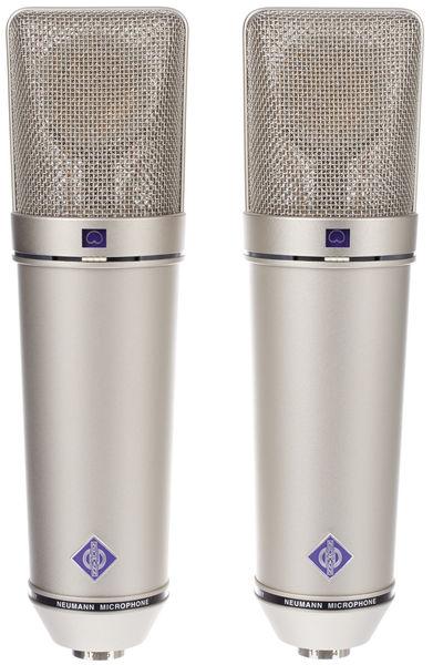 Neumann U87 Ai Stereo Set