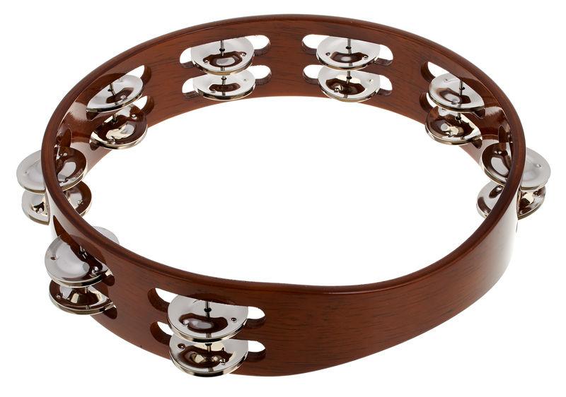 Meinl TA2AB Wood Tambourine