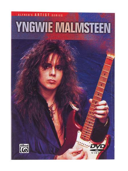 Alfred Music Publishing Yngwie Malmsteen DVD