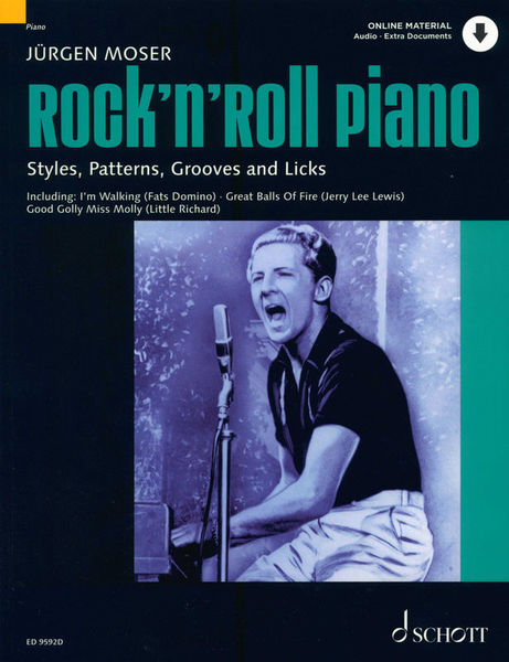 Schott Rock'n Roll Piano
