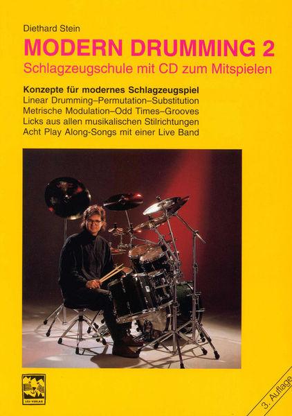 Leu Verlag Modern Drumming 2