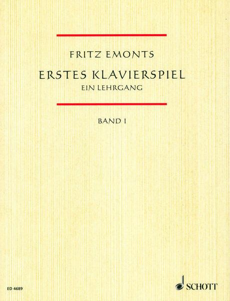 Schott Erstes Klavierspiel 1