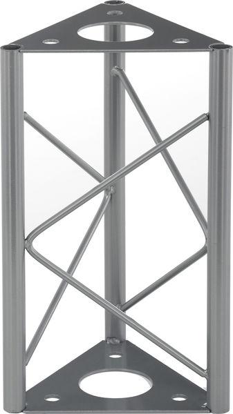 Decotruss 3 Point Truss Silver 25cm