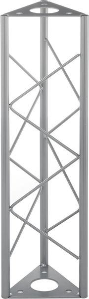Decotruss 3 Point Truss Silver 50cm