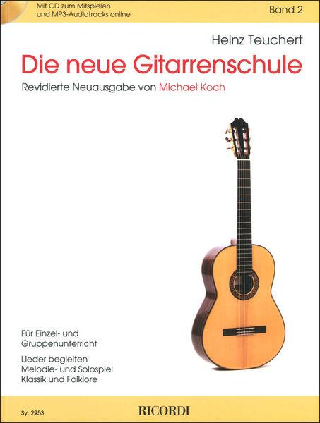 Ricordi Die neue Gitarrenschule 2