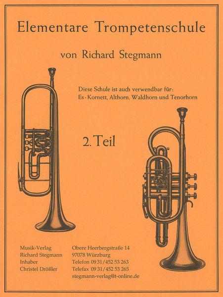 Richard Stegmann Elementare Trompetenschule 2