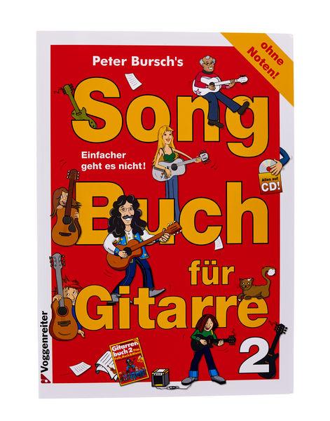 Voggenreiter P.Bursch's Songbuch Für Git 2