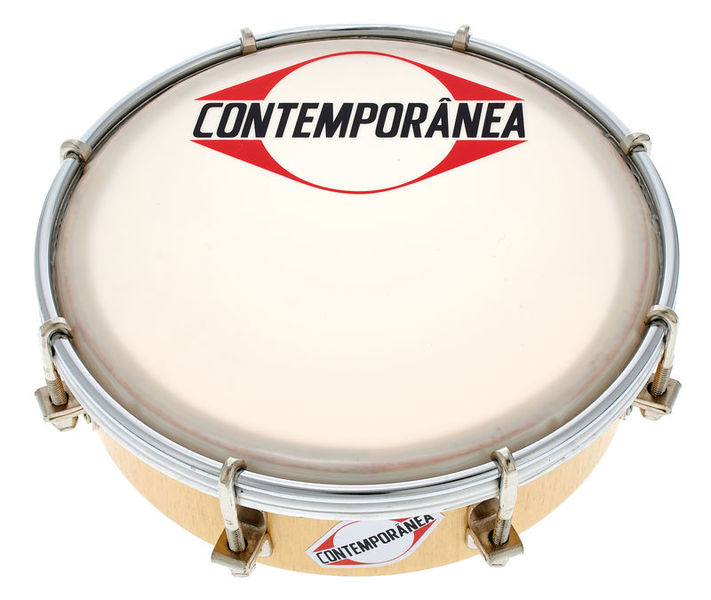 "Contemporanea 06"" Tamborim Wood"