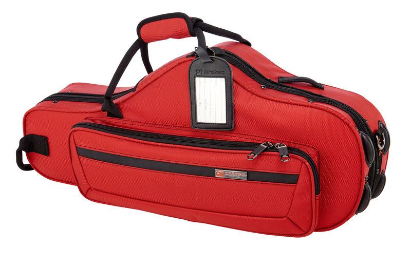 Protec PB-304 CT Alto Sax Case Red