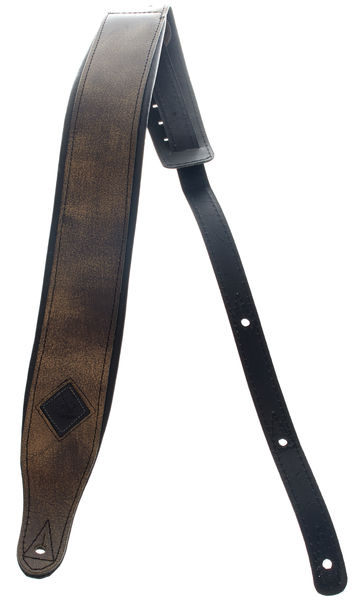 Minotaur Used Look Guitar Strap BR