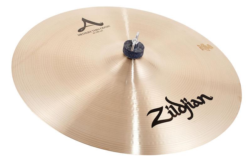 "Zildjian 16"" A-Series Medium Thin Crash"