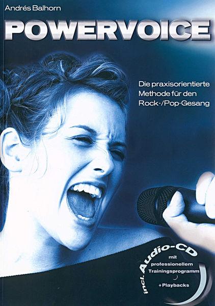 Gerig Musikverlag Powervoice