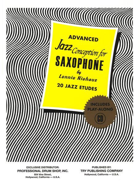 Try Publishing Company Advanced Jazz Conception